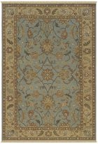 RIZZY ELEGANCE EL0527 Light Blue RUG
