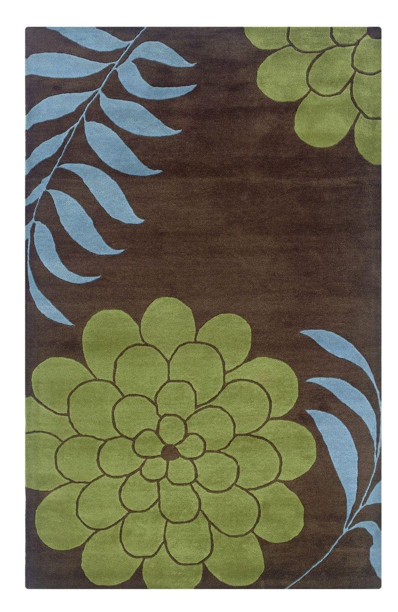 rizzy-fusion-fn1044-chocolate-rug