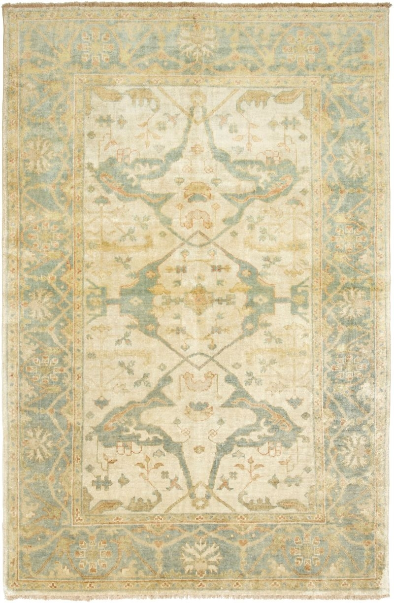 Rizzy Heritage He2365 Ivory Rug Classic Traditional Home