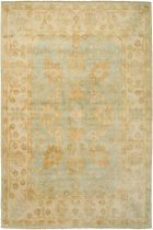 RIZZY HERITAGE HE2643 LIGHT BLUE/BEIGE RUG