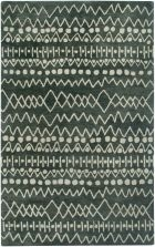 RIZZY HIGHLAND HD3002 CHARCOAL RUG