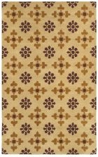 RIZZY OPUS OP8112 LITE GOLD/LITE GOLD RUG