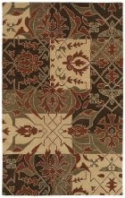 RIZZY SOUTHWEST SU8154 BROWN RUG