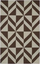 RIZZY SWING SG8001 BROWN RUG