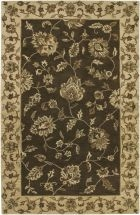 RIZZY VOLARE VO1587 Brown RUG