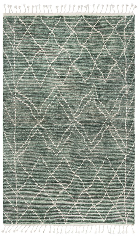 Home Afrozz Home Afrozz Nile Natural  Transitional Rug NI1002