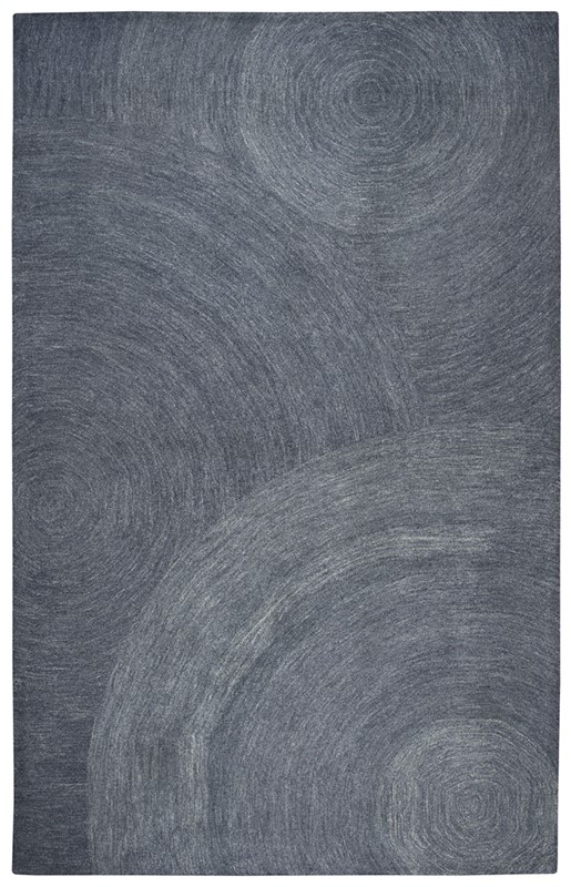 Rizzy Home  Brindleton Casual Gray Rug BR801A