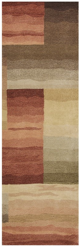 RIZZY COLOURS CL1383 Gray RUG