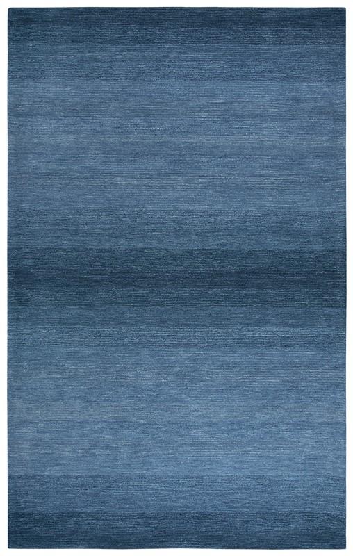 Home Afrozz Home Afrozz Ascencion Blue Casual Rug AS1004