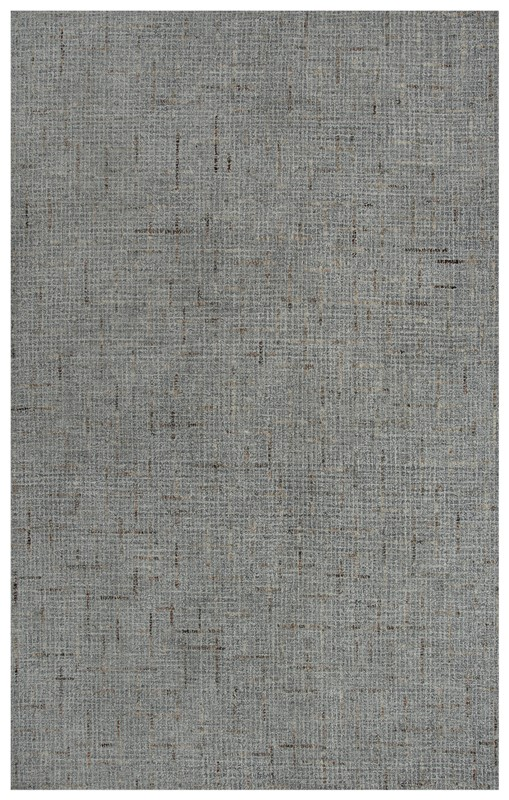 Home Afrozz Home Afrozz Zion Gray Casual Rug ZIO101