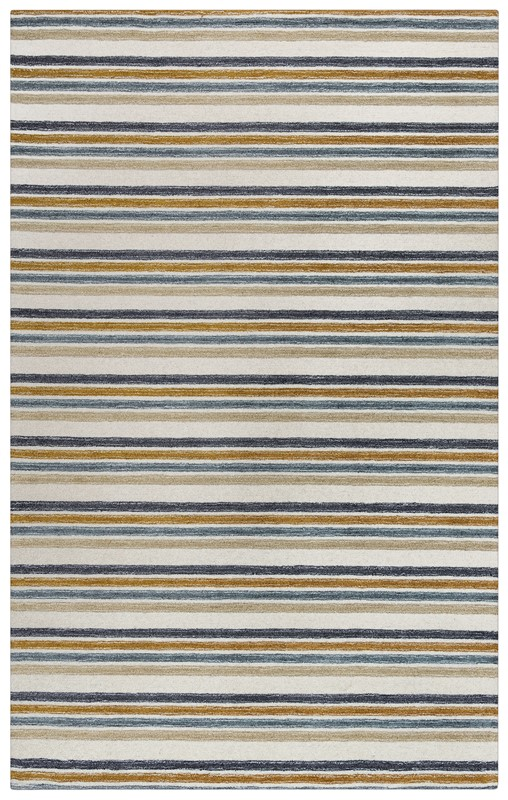 Rizzy Home  Tetra Transtional Ivory Rug TET108