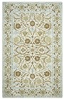 Home Afrozz Home Afrozz Crypt Blue Traditional Rug CY1000