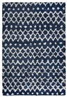 Home Afrozz Home Afrozz Midnight Navy Transitional Rug MT1000