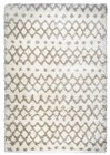 Home Afrozz Home Afrozz Midnight Cream Transitional Rug MT1001