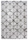 Home Afrozz Home Afrozz Midnight Gray Transitional Rug MT1004