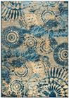 RIZZY BELLEVUE BV3423 Blue RUG