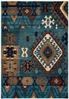 RIZZY BELLEVUE BV3704 Blue RUG