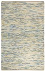 Rizzy Home  Cavender Casual Blue Rug CAV105