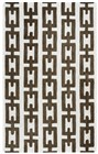 Home Afrozz Home Afrozz Berlin Off White Geometric Rug BN1007