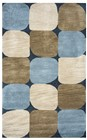 Rizzy Colours CL1675 blue/navy RUG