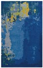 Rizzy Connie Post CNP114 Blue Area Rug