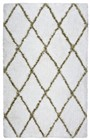 Rizzy Connex CX003A White Rug