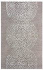RIZZY DIMENSIONS DI2455 LIGHT BROWN/IVORY RUG
