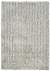 Home Afrozz Home Afrozz Eclipse White Casual Rug EC1001