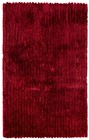 Home Afrozz Home Afrozz Eclipse Red Casual Rug EC1002