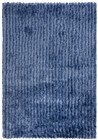 Home Afrozz Home Afrozz Eclipse Blue Casual Rug EC1003