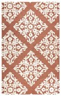 Rizzy Eden Harbor EH130A Rust Rug