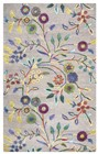 Home Afrozz Home Afrozz Milan Multi Botanical Rug ML1021