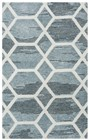 Rizzy Haven HVN102 Gray Area Rug
