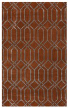Rizzy Marianna Fields MF9452 Red Rug