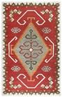 Home Afrozz Home Afrozz Durango Red Southwest Rug DR1013