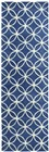 RIZZY OPUS OP8120 BLUE/IVORY RUG