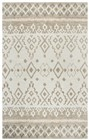 Home Afrozz Home Afrozz Lavish Natural  Transitional Rug LV1006