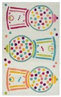 Home Afrozz Home Afrozz Playground Ivory  Youth Rug PG1017