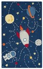 Home Afrozz Home Afrozz Playground Navy Youth Rug PG1021