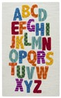Home Afrozz Home Afrozz Playground Ivory  Youth Rug PG1023