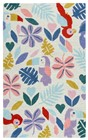 Home Afrozz Home Afrozz Playground Ivory Youth Rug PG1010