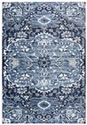 Home Afrozz Home Afrozz Swagger Light Blue Transitional Rug SW1002