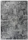 Home Afrozz Home Afrozz Swagger Gray Transitional Rug SW1006