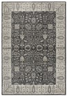 Home Afrozz Home Afrozz Swagger Gray Transitional Rug SW1008