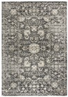Home Afrozz Home Afrozz Swagger Gray Transitional Rug SW1015