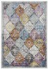 Rizzy Home  Princeton Transitional Cream-Multi Rug PRI108