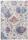 Rizzy Home  Princeton Transitional Cream-Blue Rug PRI110