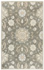 Home Afrozz Home Afrozz Cascade Dark Taupe Transitional Rug CD1006