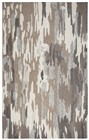 Home Afrozz Home Afrozz Makalu Brown Transitional Rug MK1008