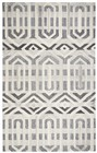 Home Afrozz Home Afrozz Makalu Gray Transitional Rug MK1012